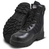 "Original Swat Classic 9"" Side Zip Safety Toe Plus Boots, , hi-res"