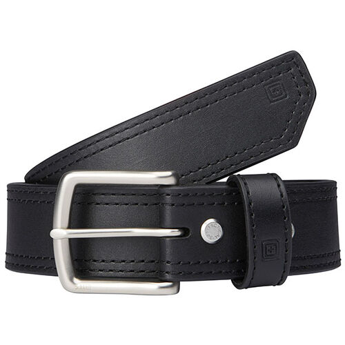 5.11 Tactical Arc Leather Belt 1.5 inch Wide, , hi-res