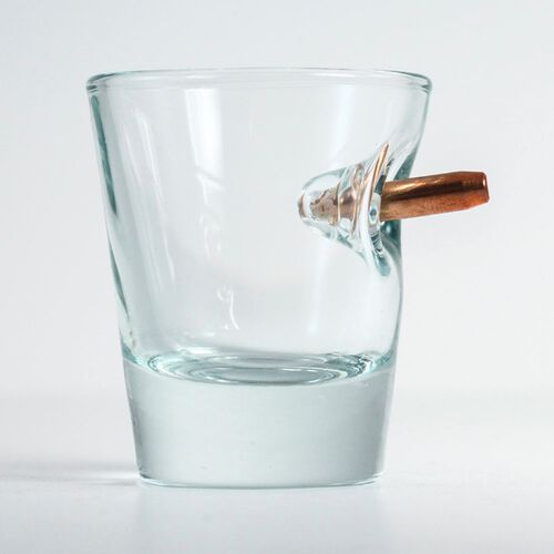 "BenShot ""Bulletproof"" Shot glass, , hi-res"