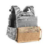 HRT Tactical Zip-On Side Pull Medical Pouch, , hi-res