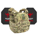 Shellback Tactical Patriot Active Shooter Kit with Level IV Model 4S17 Armor Plates, , hi-res