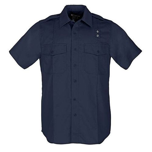 5.11 Tactical Men's S/S Twill PDU Shirt - A Class, , hi-res