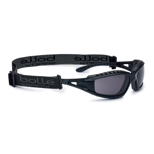 Bollé Safety TRACKER Safety Glasses with Strap, , hi-res