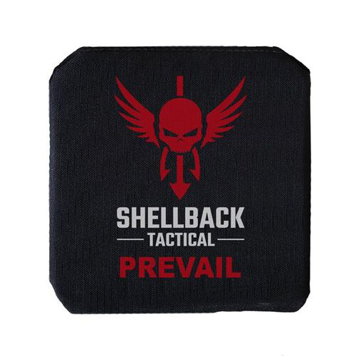 Shellback Tactical Prevail Series 6x6 Inch Stand Alone Level IV Hard Armor, , hi-res