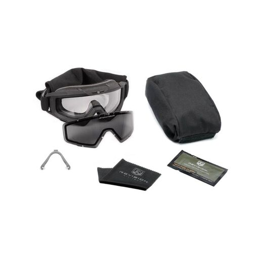 Revision Military Snowhawk Goggle System Deluxe Kit, , hi-res