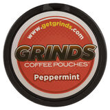 Grinds Peppermint Coffee Pouches, , hi-res