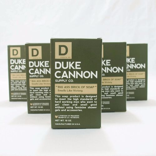 Duke Cannon Big Ass Brick Of Soap Smells Like Victory, , hi-res