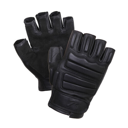 Rothco Fingerless Padded Tactical Gloves, , hi-res