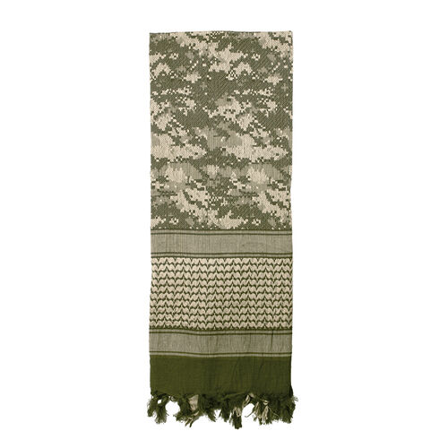 Rothco Camo Shemagh Tactical Desert Scarf, , hi-res