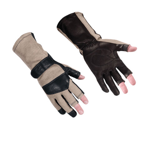Wiley X Aries Fingerless Tactical Gloves, , hi-res