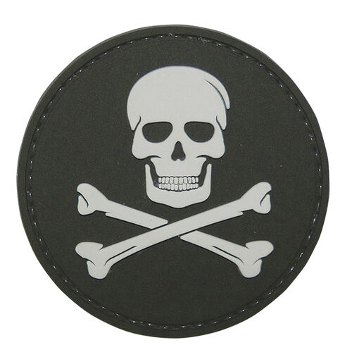 5ive Star Gear Jolly Roger PVC Morale Patch, , hi-res