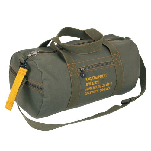 Rothco Canvas Equipment Bag, , hi-res