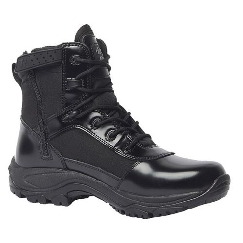 Tactical Research by Belleville 6 inch Class-A Series Side Zip Boots, , hi-res