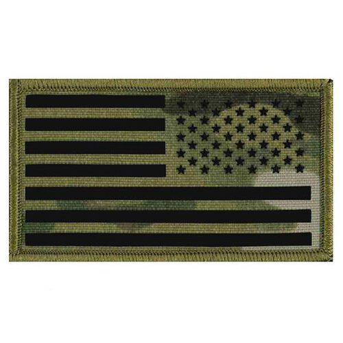 Hybrid IR Flag Patch with Hook, , hi-res