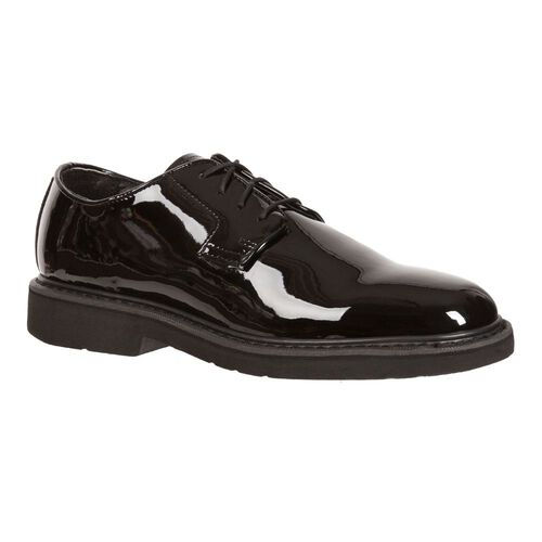 Rocky High Gloss Dress Leather Oxfords, , hi-res
