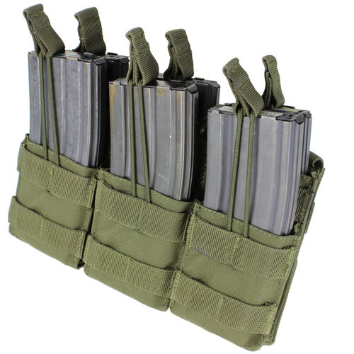 Condor Triple Stacker M4 Mag Pouch, , hi-res