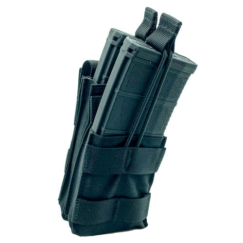 Shellback Tactical Single Stacker Open Top M4 Mag Pouch, , hi-res