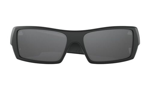 Oakley Si Gascan Thin Red Line Matte Black Frame Sunglasses With Black Iridium Lenses, , hi-res