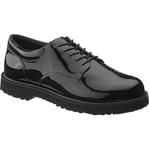 Bates High Gloss Women's Duty Oxfords Shoes, , hi-res