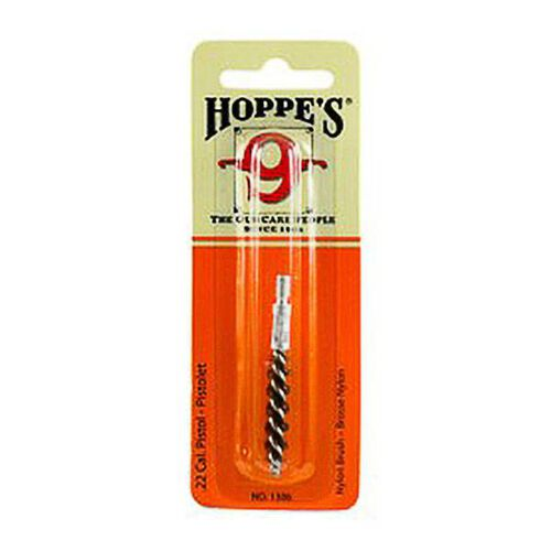 Hoppes .22 Caliber Pistol Nylon Brush, , hi-res