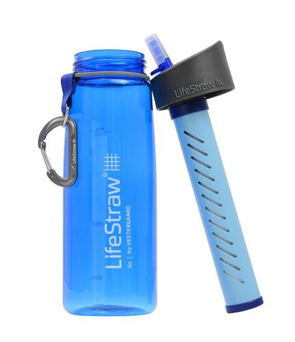 LifeStraw Go with 2-stage Filtration, , hi-res