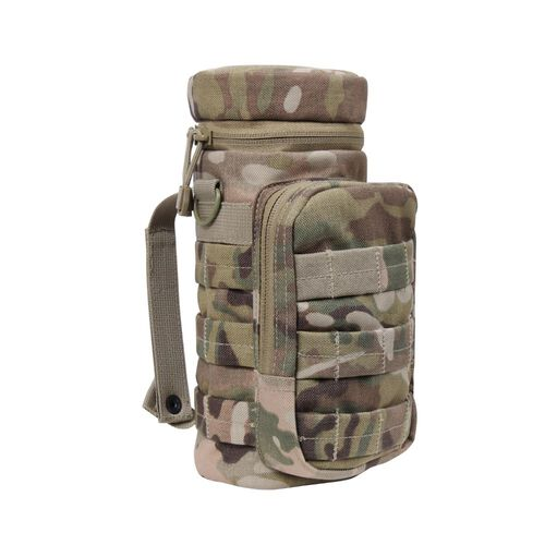 Rothco MOLLE Compatible Water Bottle Pouch, , hi-res