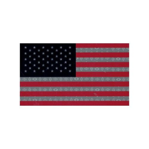 IR.Tools Infrared Printed Full Color American Flag Garrison Patch, , hi-res