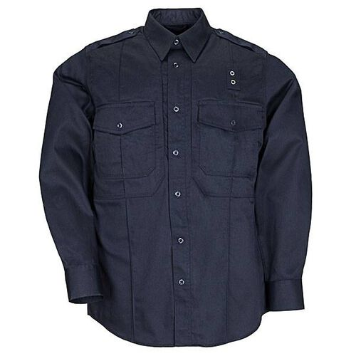 5.11 Tactical Men's L/S Taclite PDU Shirt - B Class, , hi-res