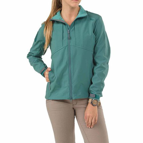 5.11 Sierra Softshell Women's Jacket, , hi-res