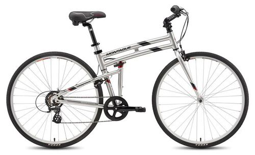 Montague Crosstown Foldable Bike, , hi-res