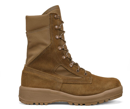Belleville Hot Weather Steel Toe Boots, , hi-res