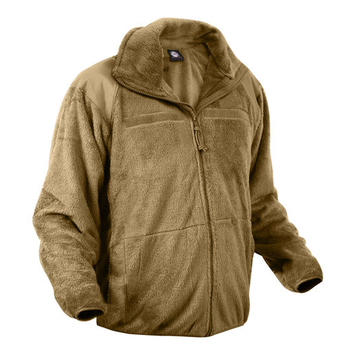 Rothco Gen III Military ECWCS Fleece Jacket / Liner, , hi-res