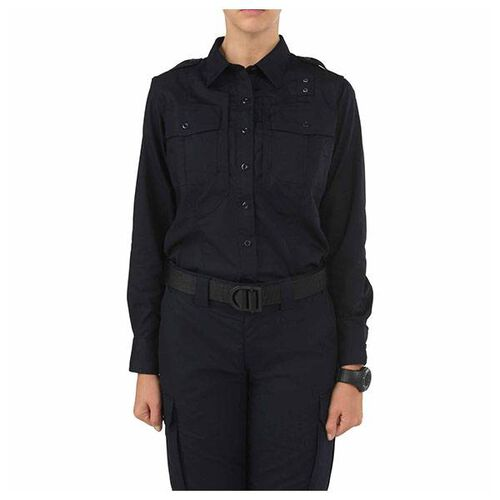 5.11 Tactical Women's L/S Taclite PDU Shirt-B Class, , hi-res