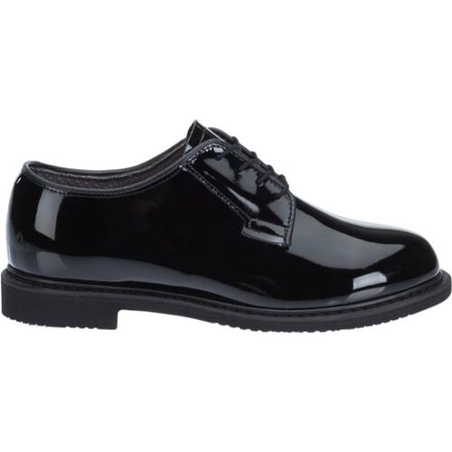 Bates Women's Lites® Black High Gloss Oxford, , hi-res