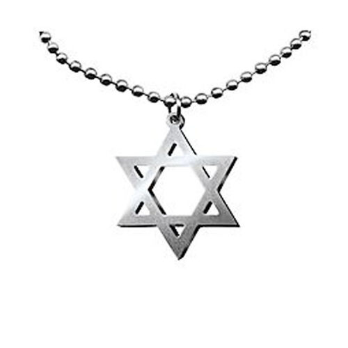 GI Jewelry Star of David Necklace, , hi-res