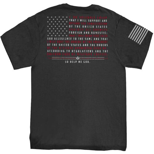 Squared Away The Oath T-Shirt, , hi-res