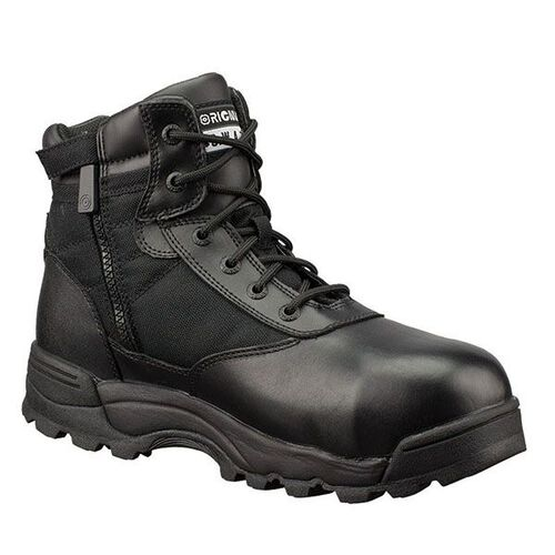 "Original Swat 6"" Waterproof Side Zip Composite Toe Boots, , hi-res"