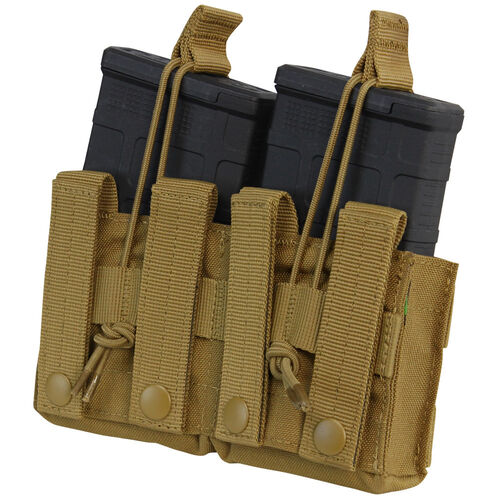 Condor Open Top M14 Double Mag Pouch, , hi-res