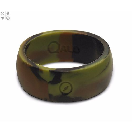 QALO Men's Outdoors Silicone Ring, , hi-res