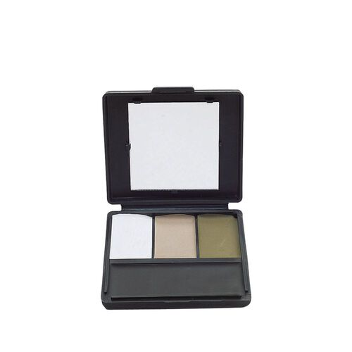 Rothco Face Paint GI 4 Color Compact, , hi-res