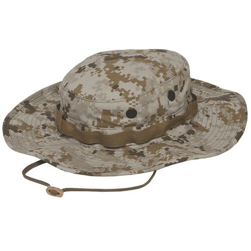 Tru-Spec Poly Cotton Ripstop Wide Rim Boonie Hat, , hi-res
