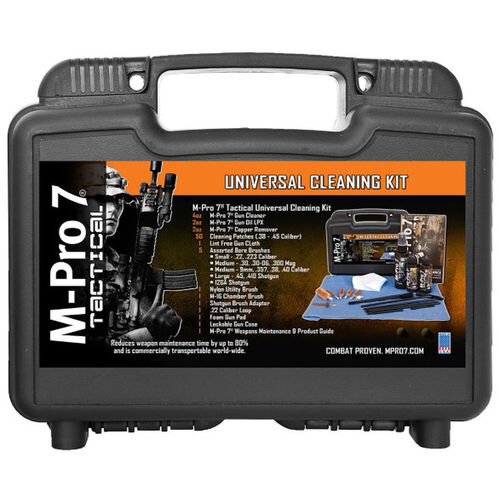 Uncle Mike's M-Pro 7 Tactical Universal Cleaning Kit, , hi-res