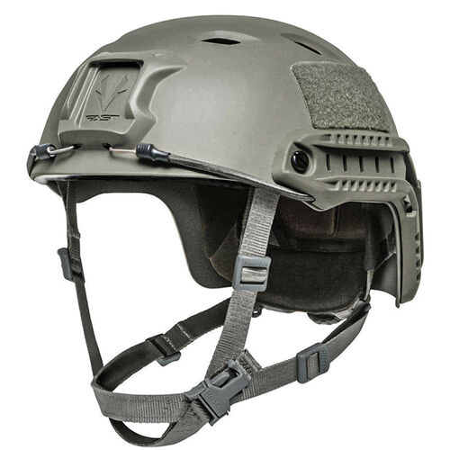 Fast Bump High Cut Helmet EPP with Occ-Dial Fitband and 4-pt Head-Loc Chinstrap with chin cup, , hi-res