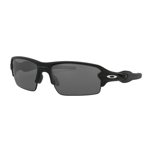 Oakley Flak 2.0 Matte Black Frame Sunglasses with Black Iridium Lenses, , hi-res
