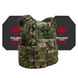 Shellback Tactical Shield Active Shooter Kit with Level IV Model 4S17 Armor Plates, , hi-res