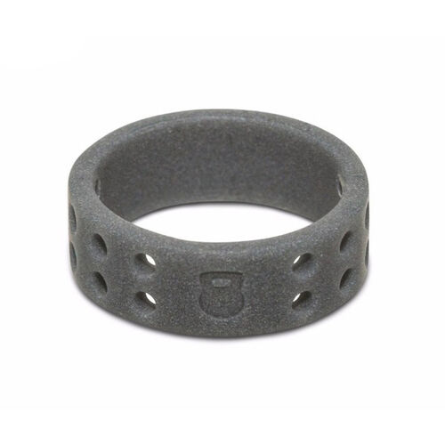 QALO Womens Perforated Silicone Ring, , hi-res