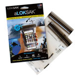 "LOKSAK aLOKSAK 4"" x 7"" iPhone6+ Element-Proof Storage Bag, , hi-res"