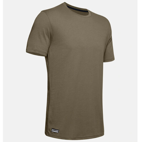 Under Armour Tactical Tech Cotton T-Shirt, , hi-res