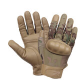 Rothco Hard Knuckle Cut and Fire Resistant Tactical Gloves, , hi-res