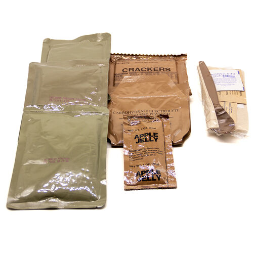 Rothco Sure Pak Complete MRE with Heater Box of 12, , hi-res